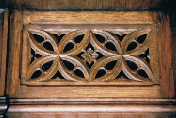 Ornements et motifs d coratifs pascal poirier sculpteur sur bois et pierre - Sculpture sur bois motifs ...